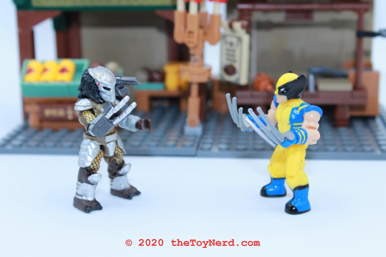Predator vs. Wolverine