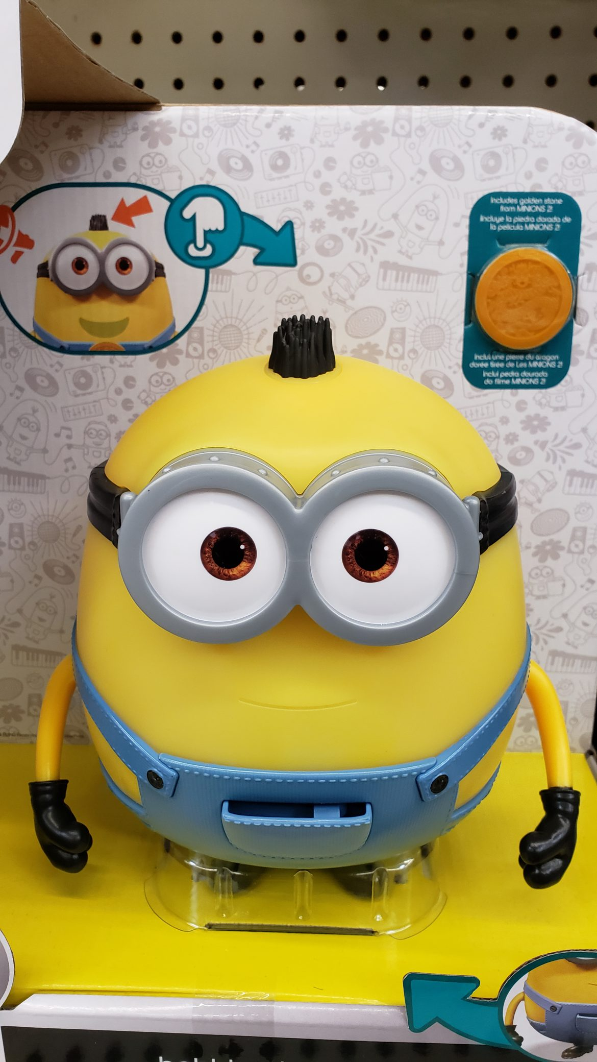 Minions: the Rise of Gru Toys Now Available at Stores