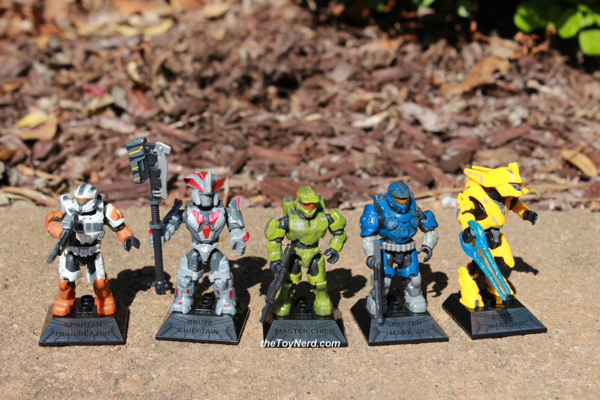 Mega Construx Halo Heroes Series 13 Review
